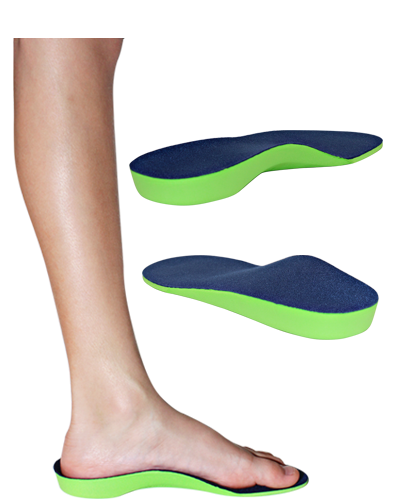 Foot Mode Neonfix Sports Insole For Children
