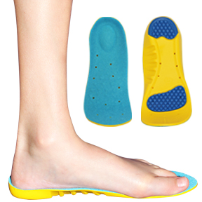 Kidsole Memory Foam Sports Insole for Kids