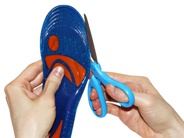 Active Comfort Gel Trim to Fit Insoles