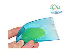 Lightweight Heel Support Insoles for Children
