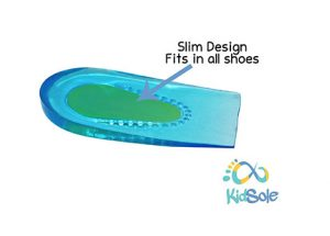 Stylish Step Gel Heel Relief Insoles