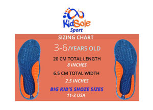 Best Fitted Insoles for Kids Shoe Sizes 11-3
