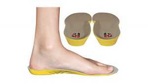 Children Athletic Memory Foam Insoles for Arch Support