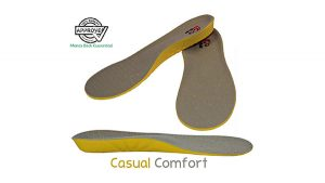 Memory Foam Casual Comfort Insoles for Kids