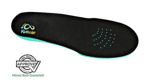 Shoe Surfer Orthotic Insoles for Kids