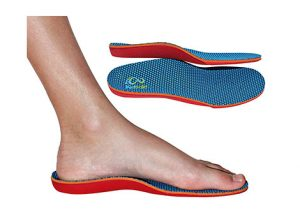New Bouncy & Sturdy Technology Insole