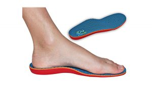 Kidsole New Bouncy Arch Support Insoles