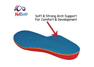 Soft & Strong Arch Support Insoles