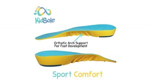 Arch Support Orthotics for Foot Development