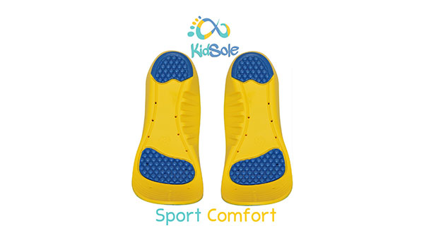 Kidsole Sport Comfort Insoles for Children