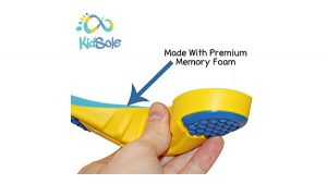 Kids Athletic Memory Foam Insoles