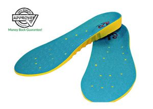 Best Memory Foam Insoles with Arch Support