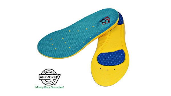 Foot Care Insoles provides Maximum comfort