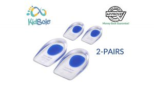 Super Soft Insoles with Great Traction