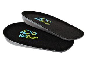 Black Jelly Premium Heel Pads