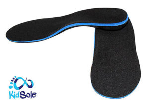 Super Soft and Smooth Black Orthotic Insoles