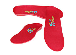 Superfeet Red Orthotic Insoles