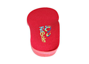 Authentic Red Orthotic Insoles