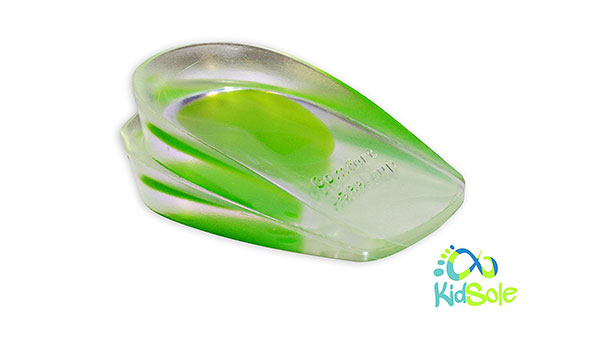 Kidsole Shock Absorbing Gel Heel Cups
