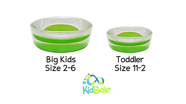 Authentic Insoles for Kids and Toddler Size