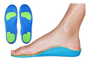 Kidsole Neon Fix Premium Grade Orthotic Insoles
