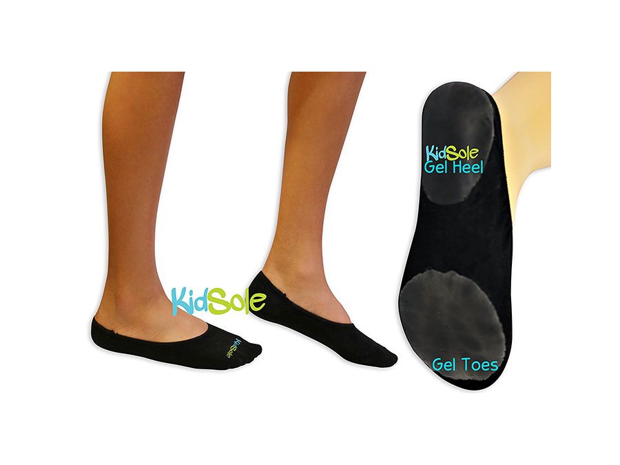 Ballet & Tap Dance Gel Socks