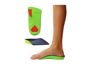 3/4 Length Neon Shield Arch Support Insole