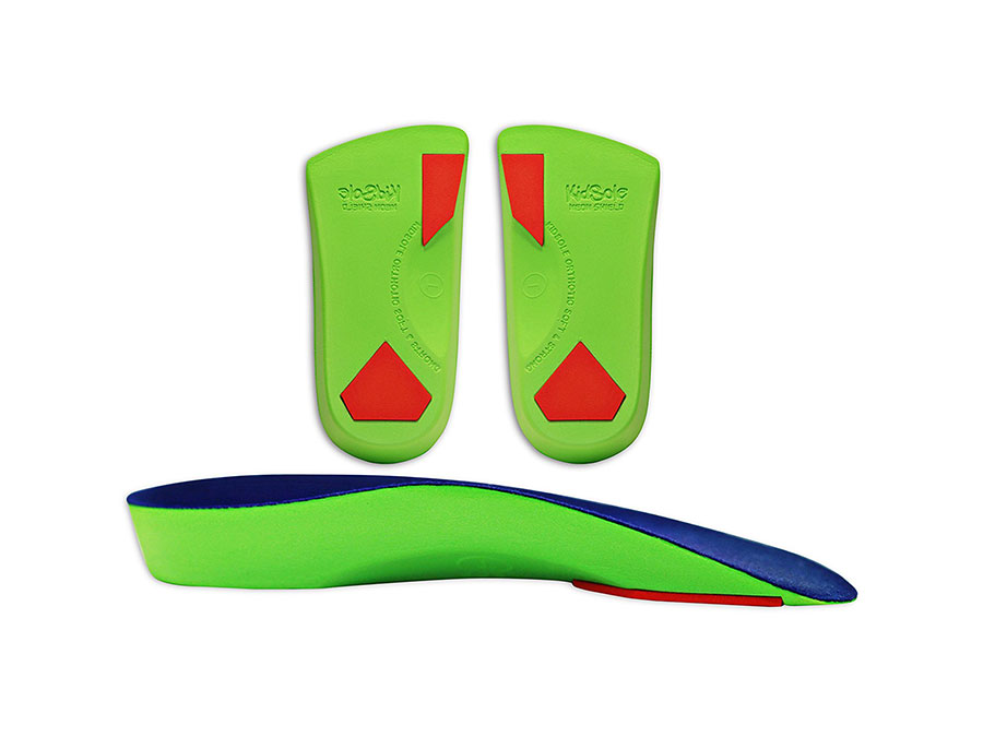 Neon Shield 3/4 Length Insoles