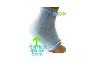 RX Gel Heel Sports Socks