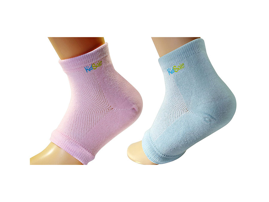 Comfortable Gel Heel Socks