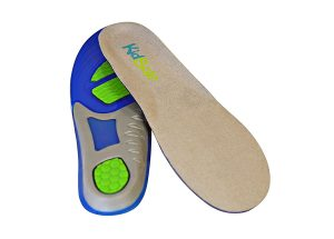 Children's Athletic Gel Insoles For Cushion and Comfort