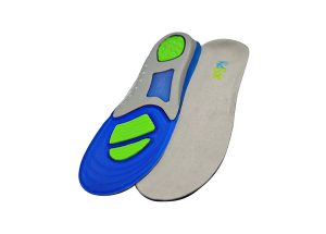 Gel Insoles For Cushion And Comfort