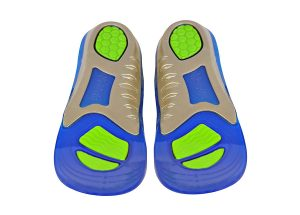 3/4 Length Neon Shield Arch Support InsoleMemory Foam Starry Shield Arch Support Insole Children's Athletic Gel Insoles For Cushion And Comfort