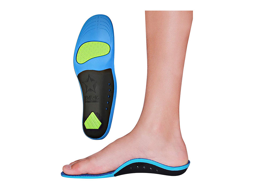 Memory Foam Starry Shield Arch Support Insole