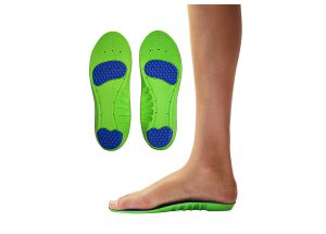 Memory Foam Sport Plus + Children's Athletic Memory Foam Insoles