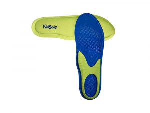 Children's Slim Gel + Memory Foam Hybrid Insole