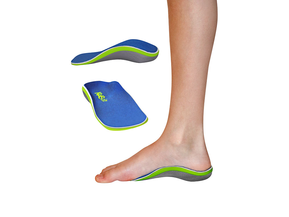 3/4 Reinforced High Arch Support