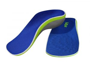3/4 Reinforced High Arch Support Children's Orthotic Insole
